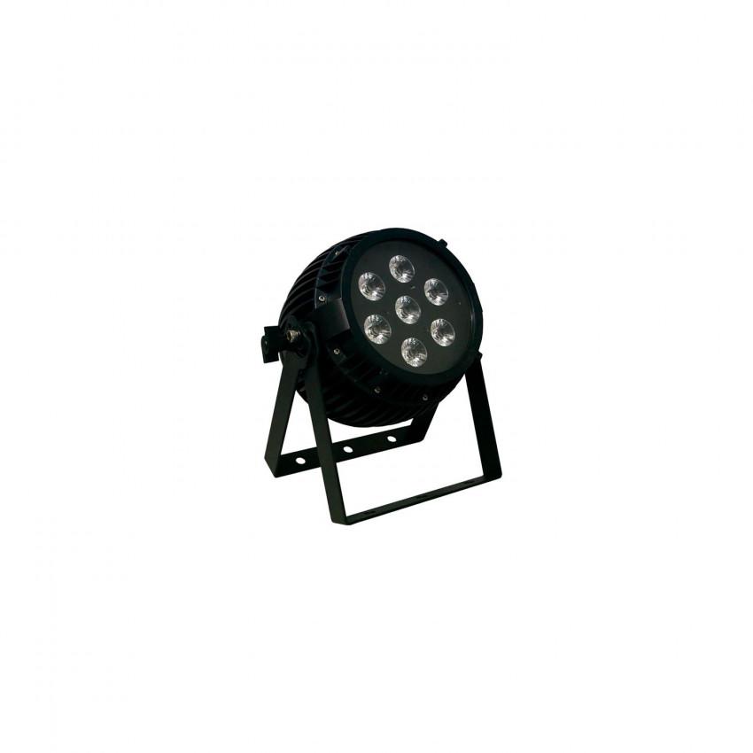 Foco Proyector LED Equipson SUPERBAT LED WI 712 IP65 RGBWA+UV DMX 90W con Batería