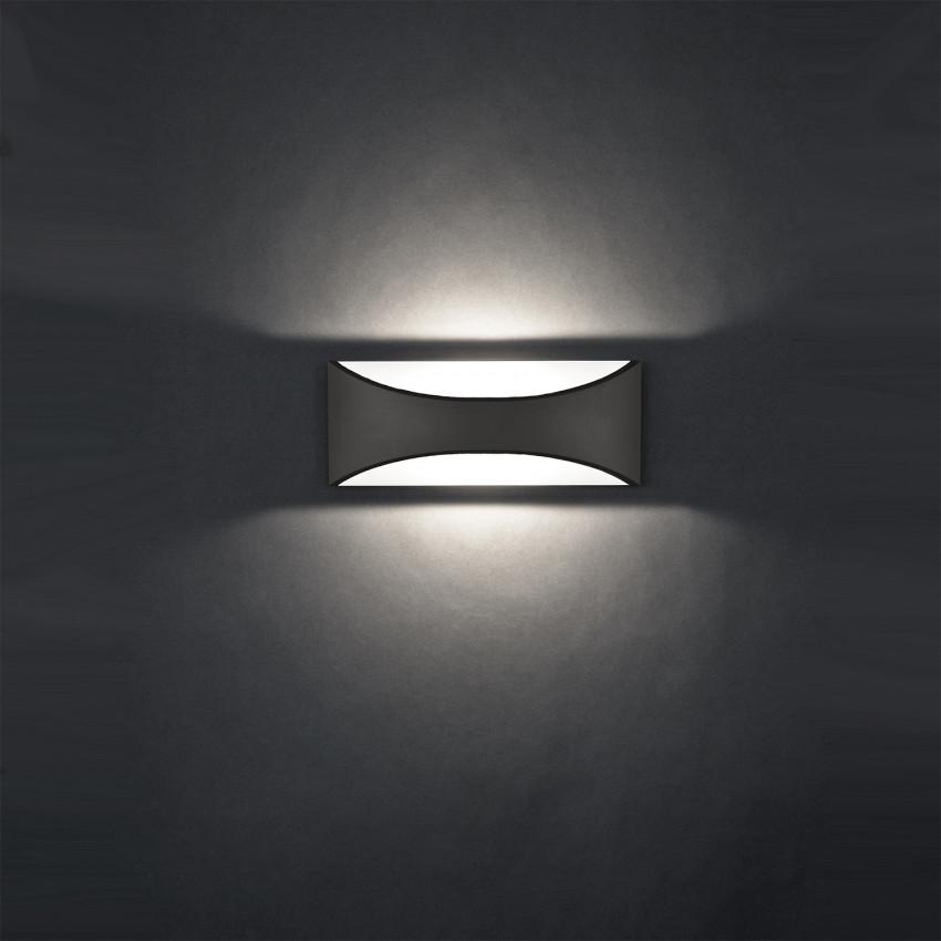 Aplique LED Vênus 10W IP65 LEDS-C4 05-9894-14-CL