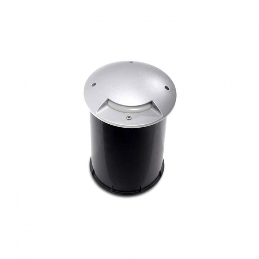 Baliza Empotrable en Suelo Xena Gris IP67 LEDS-C4 55-9426-34-M3