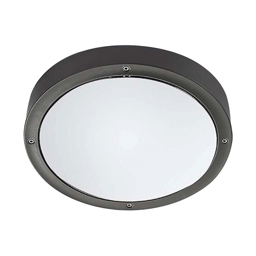 Plafón Basic LED Aluminium 14.5W  IP65 LEDS-C4 Cinza Urbano 15-9835-Z5-CL