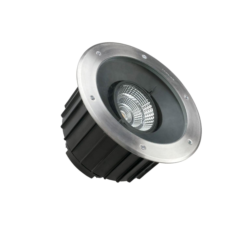 Foco Circular Empotrable en Suelo Gea COB 35W IP67 LEDS-C4