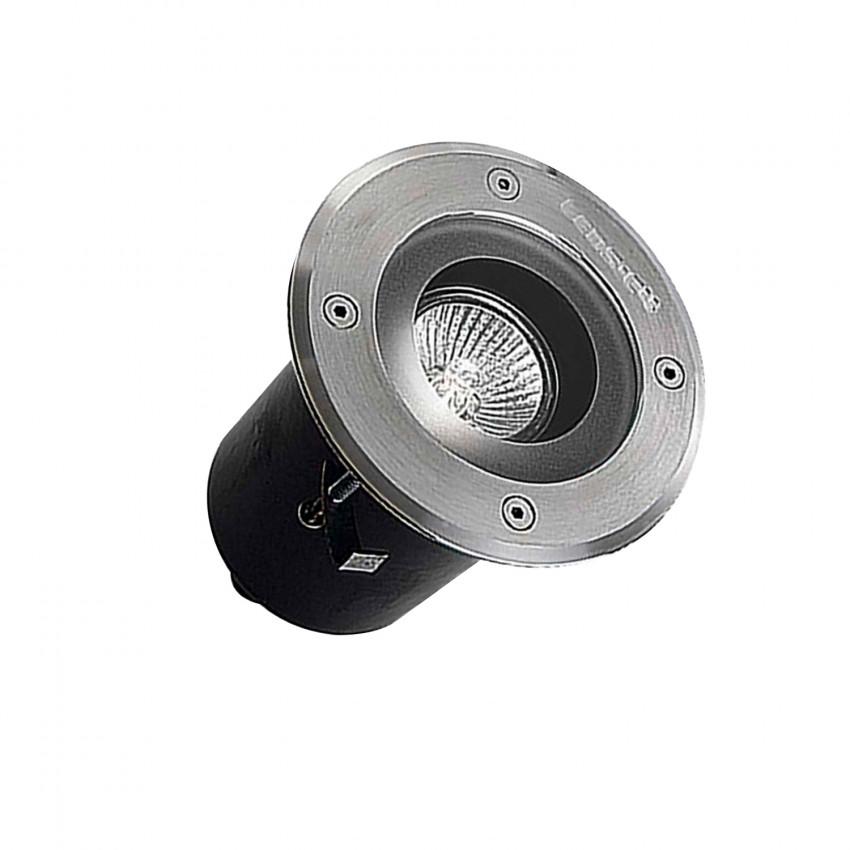 Foco Circular Encastrável de Teto Gea GU10 IP65 LEDS-C4 15-9708-CA-37