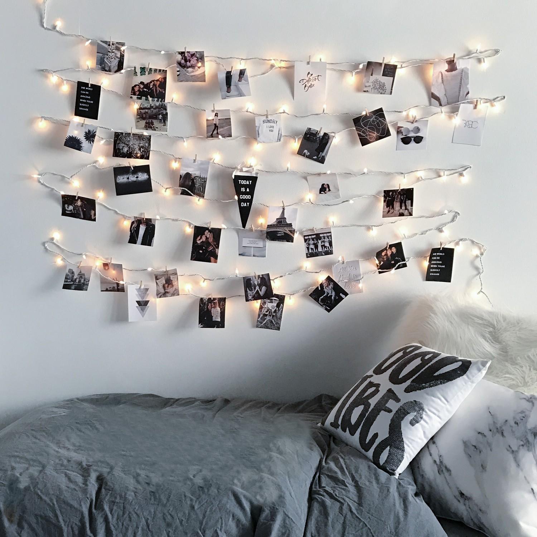 Grinalda LED de Molas Cromada - efectoLED 7643f416ea