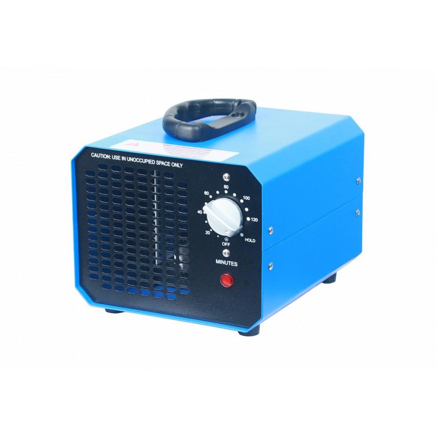 Máquina Germicida de Descontaminação por Ozono de 100W com Temporizador