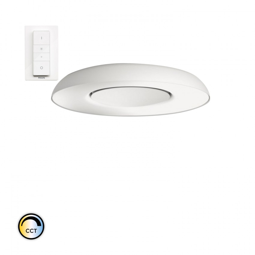Aplique de Techo LED CCT PHILIPS Hue White Ambiance Still 32W