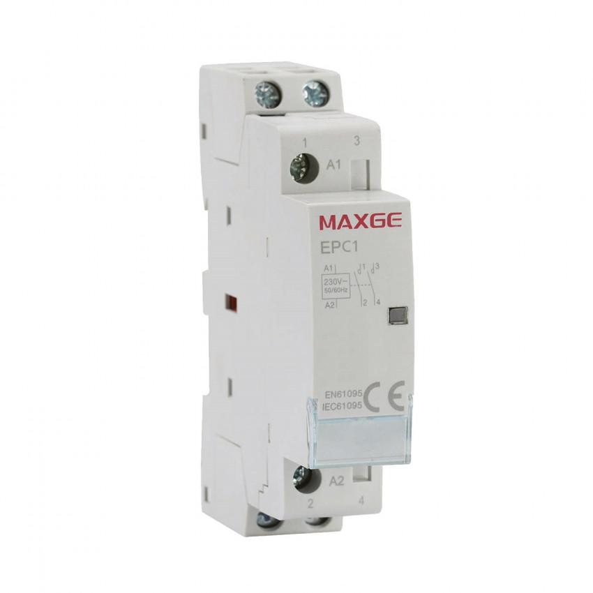 Contactor MAXGE 2P-63A-230V AC