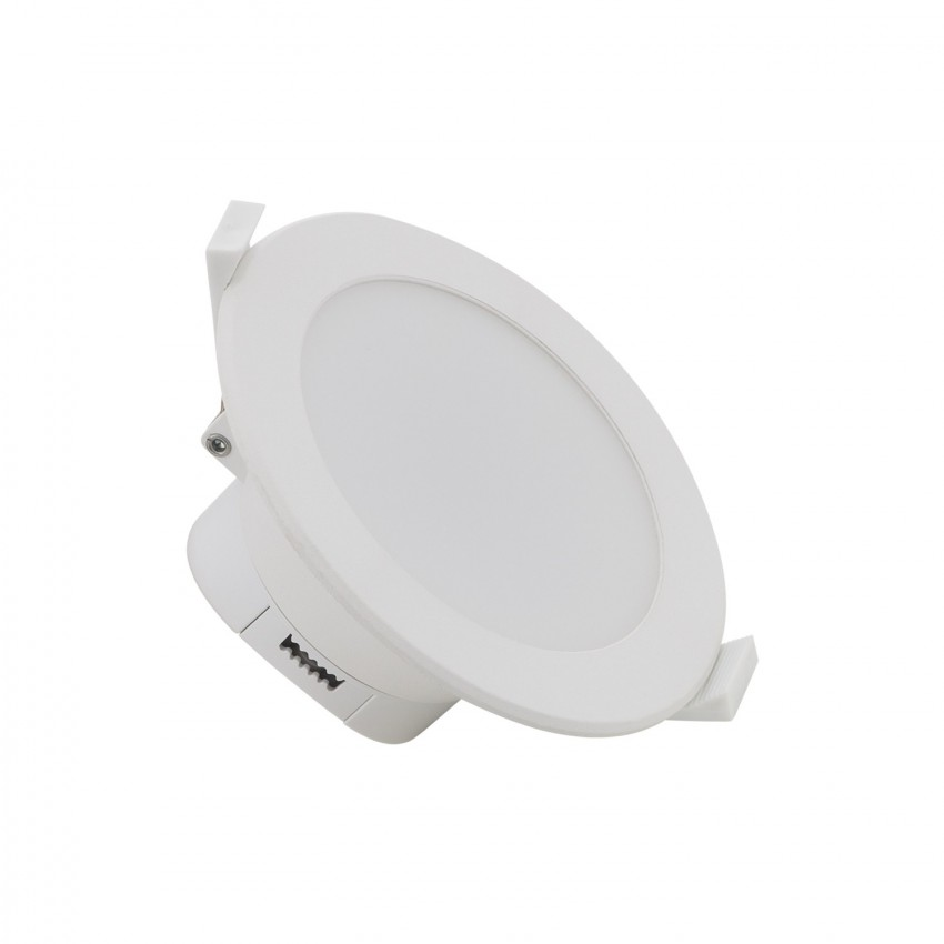 Downlight LED Circular Especial IP44 10W Corte Ø 100 mm