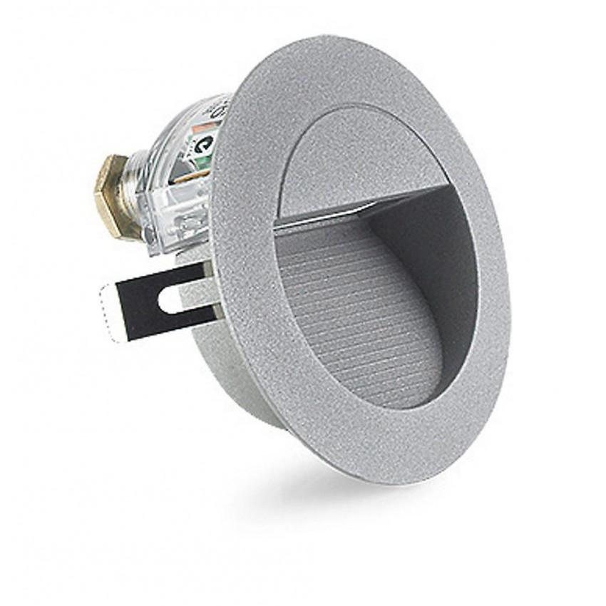 Baliza Encastrável LED Micenas Path Round 1,5W IP65 LEDS-C4 05-9771-34-M2