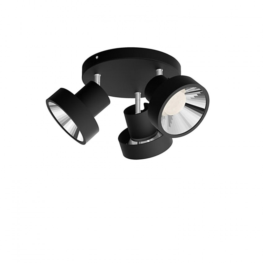 Foco de Teto LED PHILIPS Triplo Bukko 12.9W