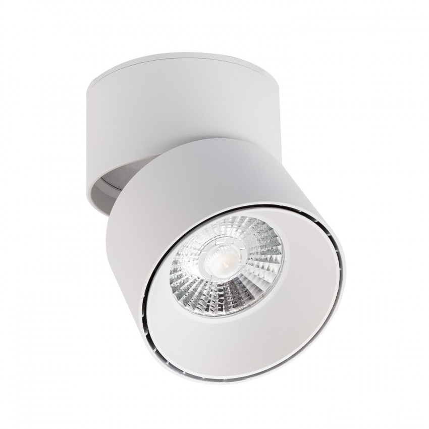 Aplique New Onuba 15W Circular Branco