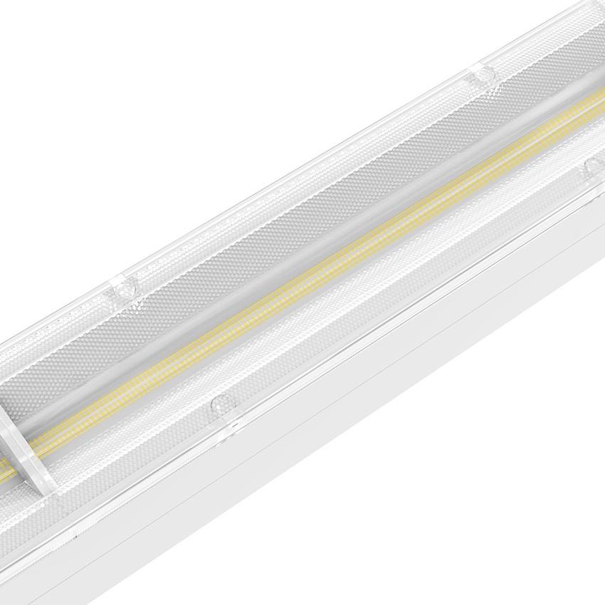 Lente Óptica 25º para Barra Lineal LED Trunking