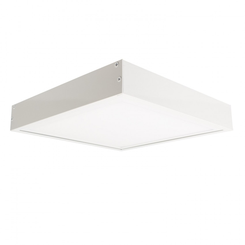 Panel LED 60x60cm 40W 4000lm Microprismático (UGR17) LIFUD + Kit de Superficie
