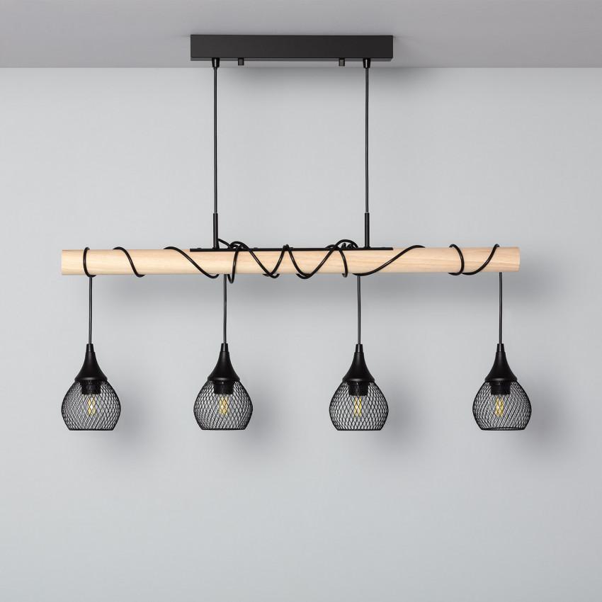 Lámpara Colgante Monah