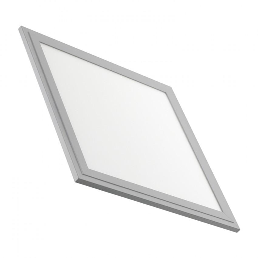 Painel LED Slim 30x30cm 18W LIFUD Moldura Prata