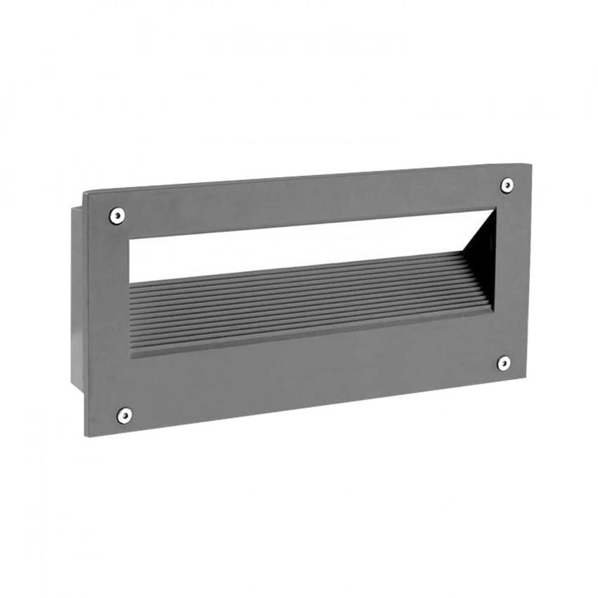 Baliza Encastrável LED Micenas Rectangular 5,5W LEDS-C4 05-9832-Z5-CL