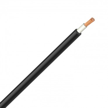 Cable Negro 6mm2  PV ZZ-F