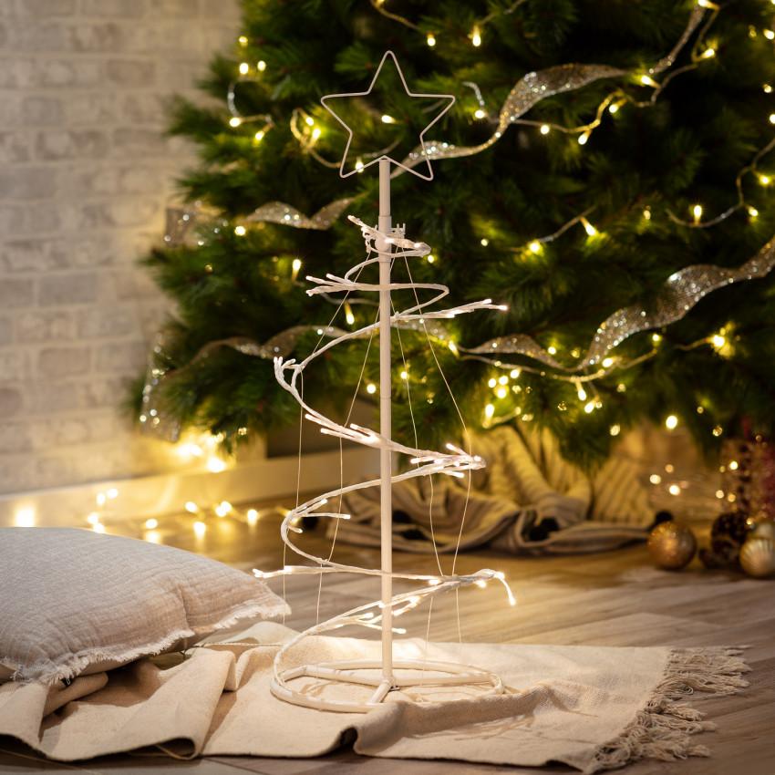 Árbol de Navidad de Metal LED