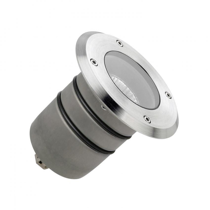 Foco LED Circular  Encastrável no Chão Submergível Aqua GU5.3 IP68 LEDS-C4 55-9245-CA-37