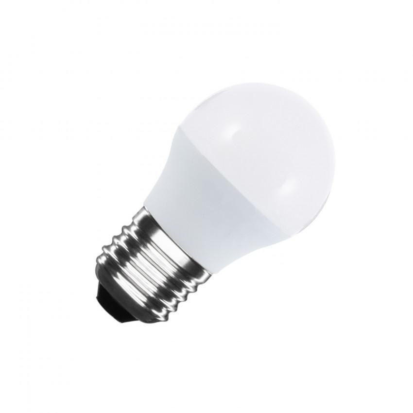 Lâmpada LED E27 G45 12/24V 5W