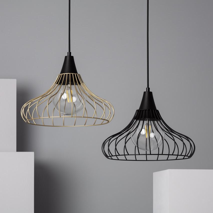Lámpara Colgante Kibanda Bolbait