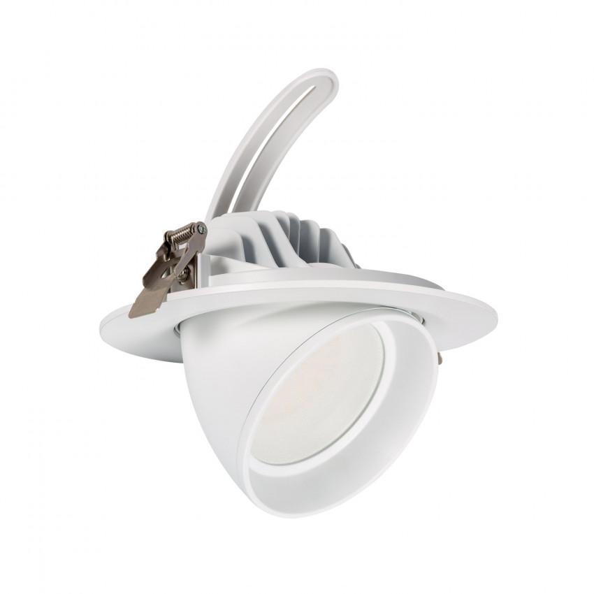 Foco Projetor Direccionável Circular LED 38W SAMSUNG 125lm/W PHILIPS CertaDrive