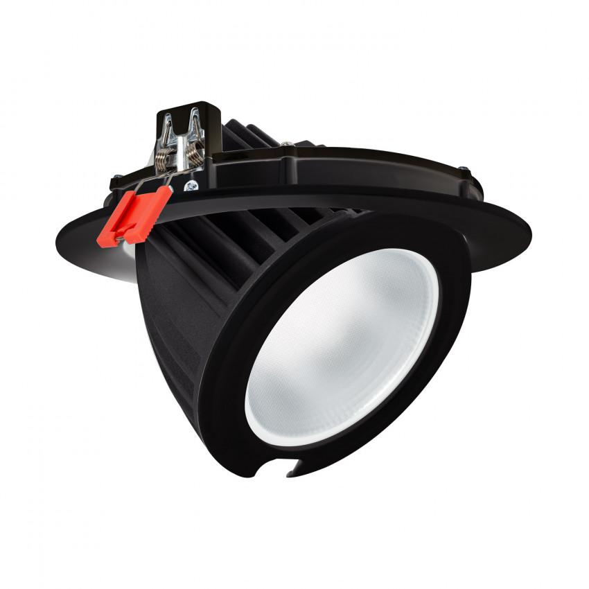 Foco Proyector Direccionable Circular LED 60W Negro SAMSUNG 125 lm/W LIFUD