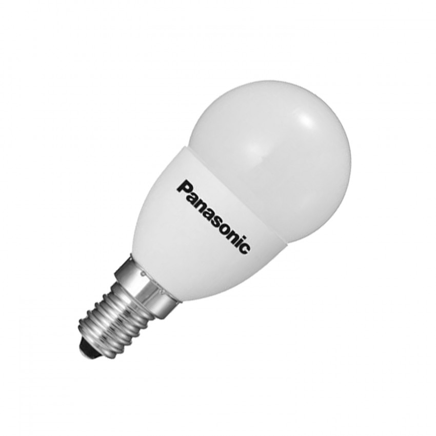 Lâmpada LED E14 G45 PANASONIC PS Frost 3.5W