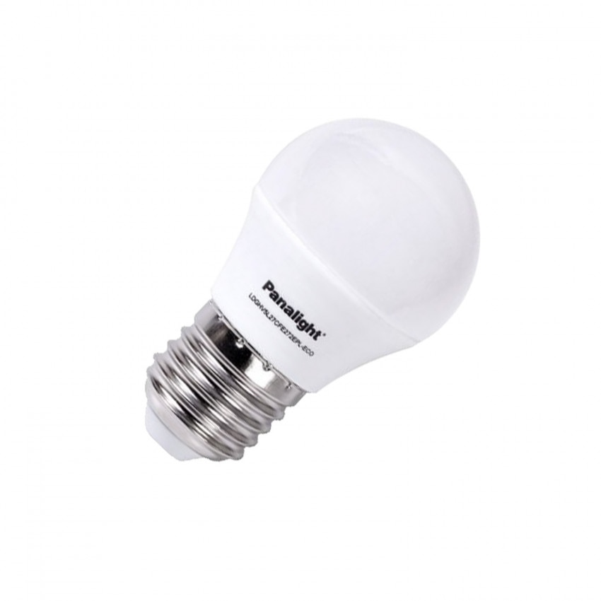 Lâmpada LED E27 G45 4W PANASONIC PS Frost Blister