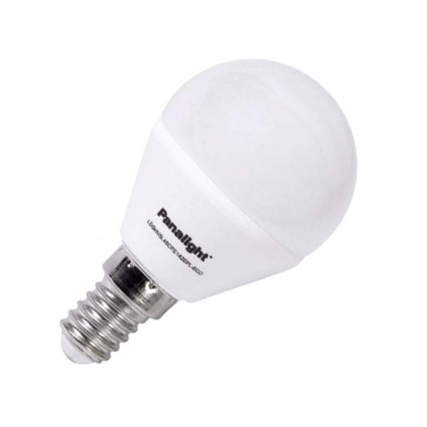 Lâmpada LED E14 G45 PANASONIC PS Frost 4W Blister