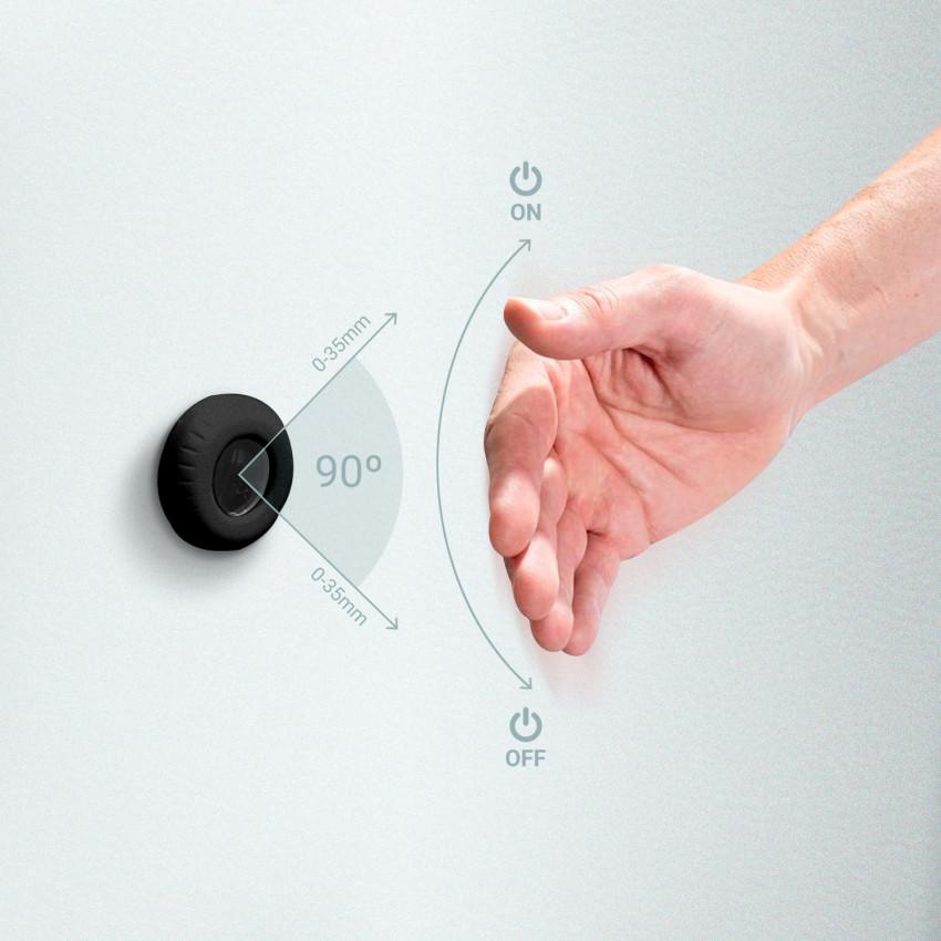 Interruptor Sensor Sin Contacto Corto Alcance para Encendido por Movimiento