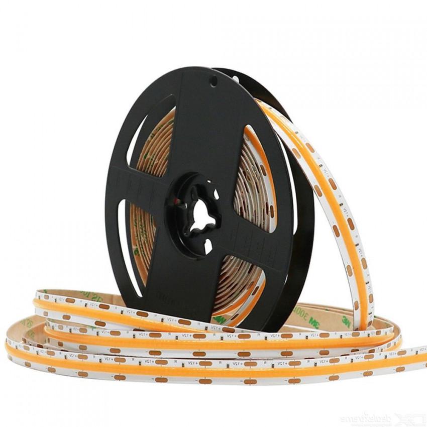 Fita LED COB 24V DC 320 LED/m 5m IP20 CRI90 Expert Color