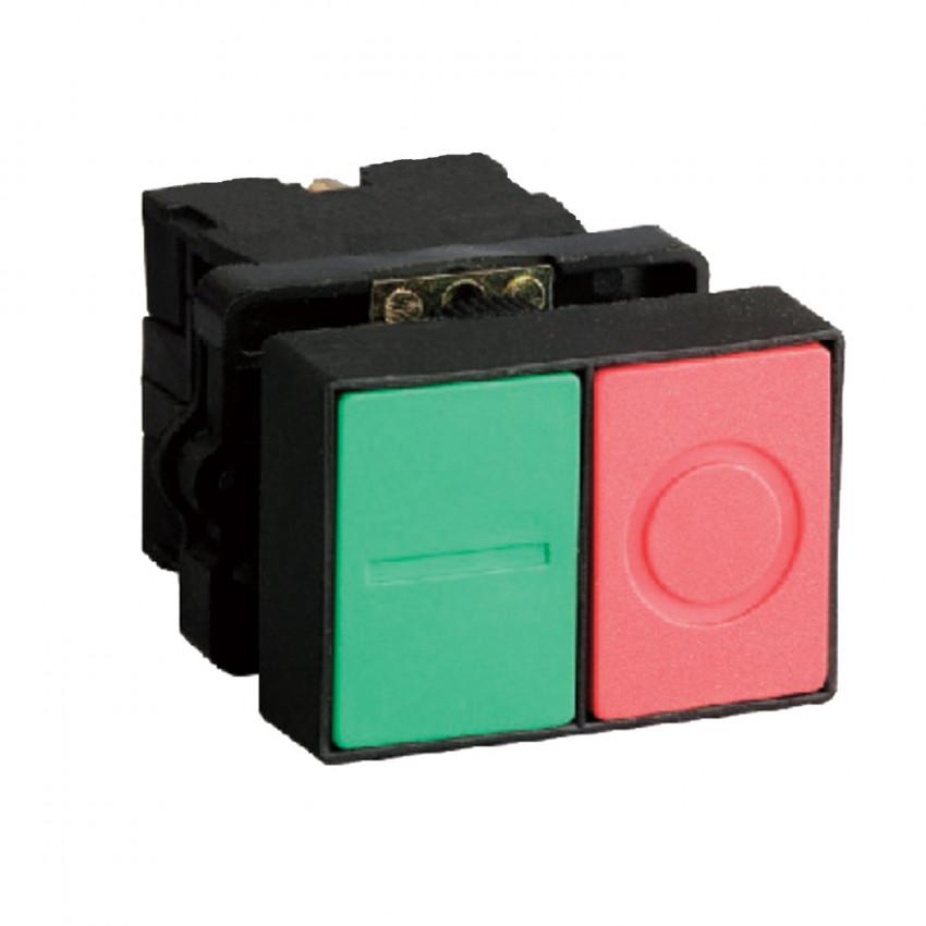 Pulsador Doble IP65