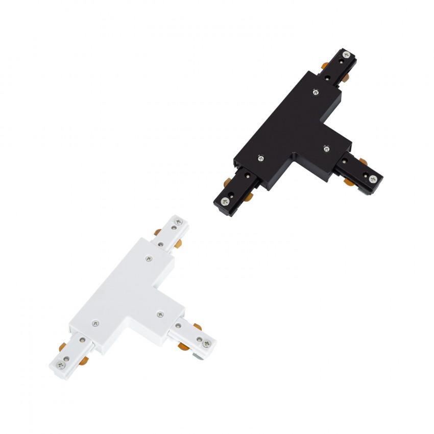 Conector Tipo T para Carril Bifásico PC