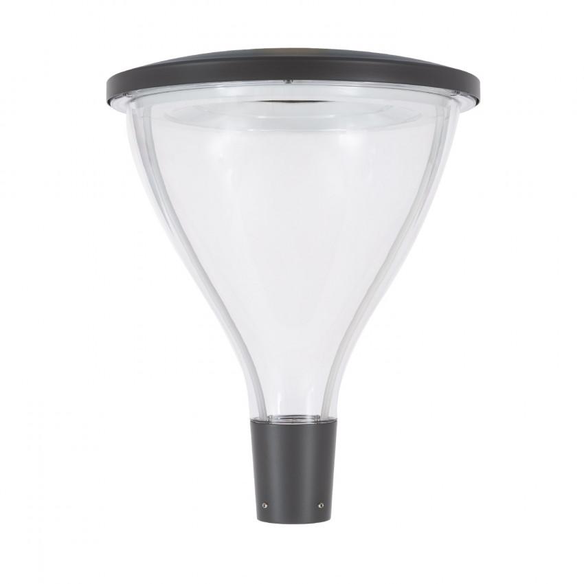 Luminária LED 40W Clear Garden LUMILEDS MEAN WELL Programável