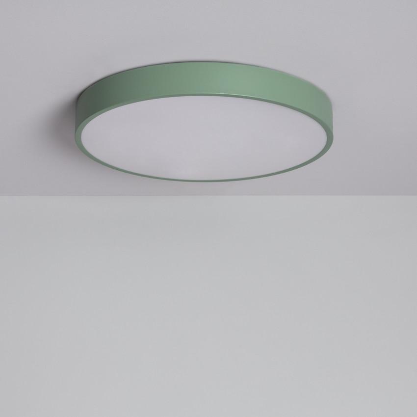 Plafón LED 24W Circular Iris CCT Seleccionable