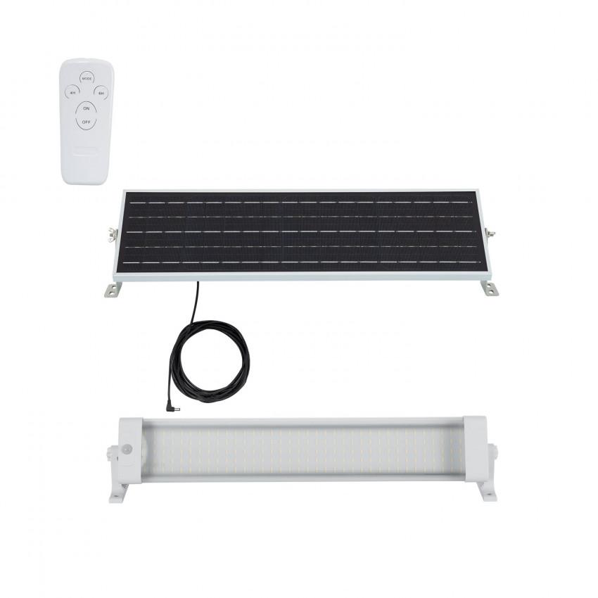 Pantalla Estanca Solar con LED Integrado 625mm 20W IP65