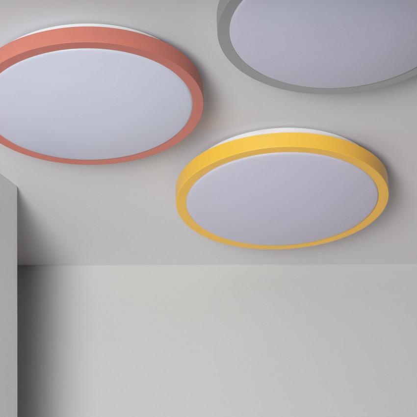 Plafón LED 19W Circular Faina CCT Seleccionable