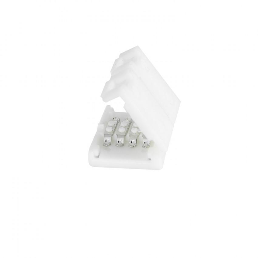 Conector Rápido Tira LED 12/24V DC RGB