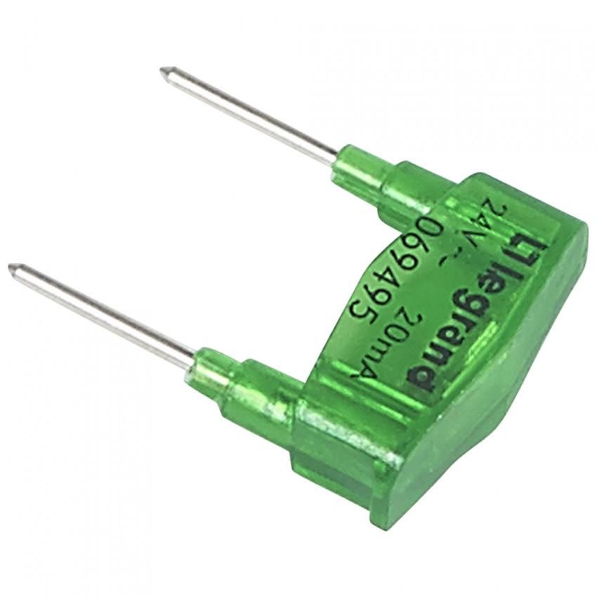Lámpara de Recambio Plexo para Función Piloto 24V 20mA LEGRAND 069495