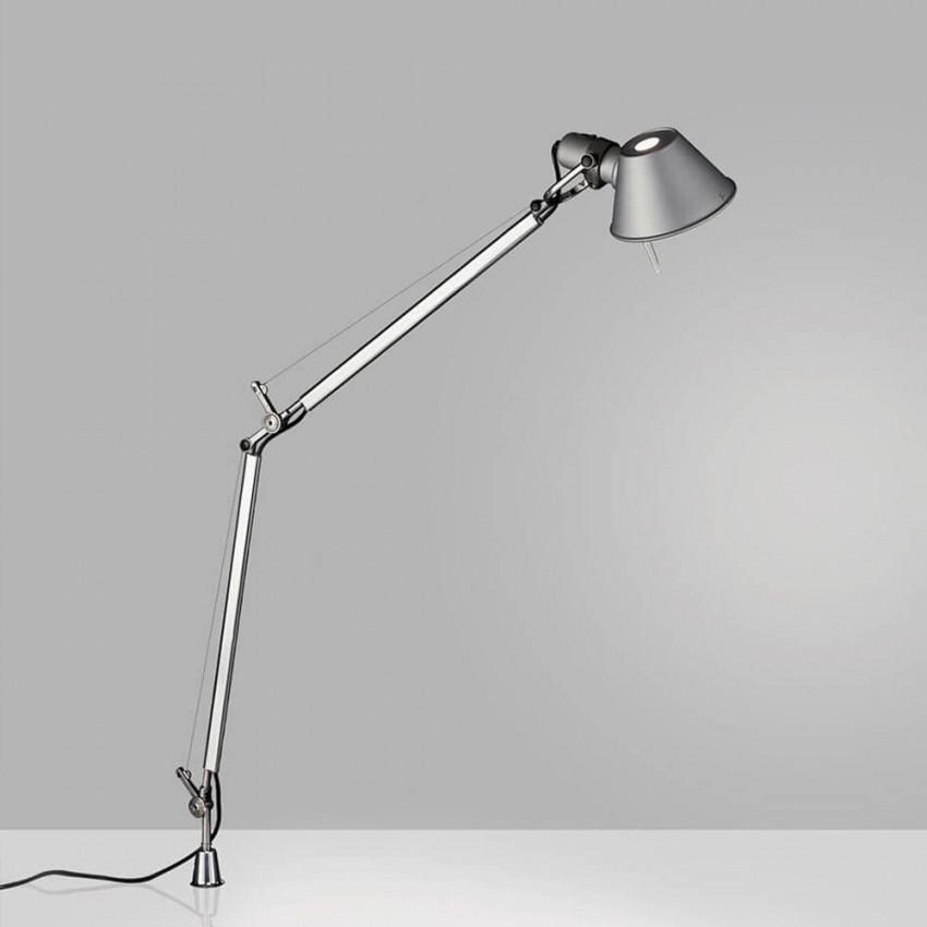 Lámpara de Mesa con Soporte Fijo Tolomeo ARTEMIDE