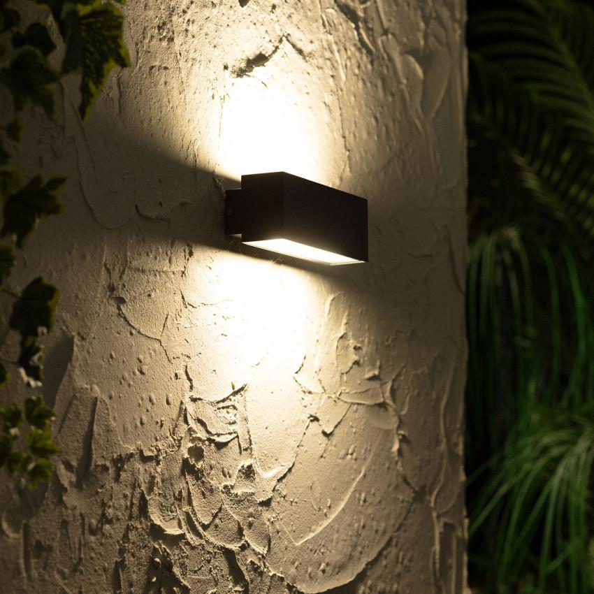 Aplique LED Carinae 12W Iluminação Dupla