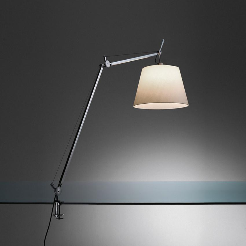 Lámpara de Mesa Tolomeo Mega con pinza con interruptor ARTEMIDE