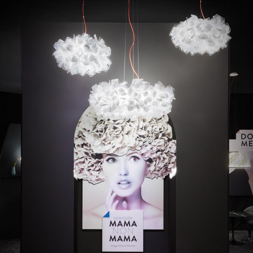 Candeeiro Suspenso SLAMP Clizia Suspension Mama Non Mama