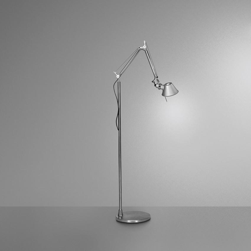 Lámpara de Pie Tolomeo Micro Terra ARTEMIDE