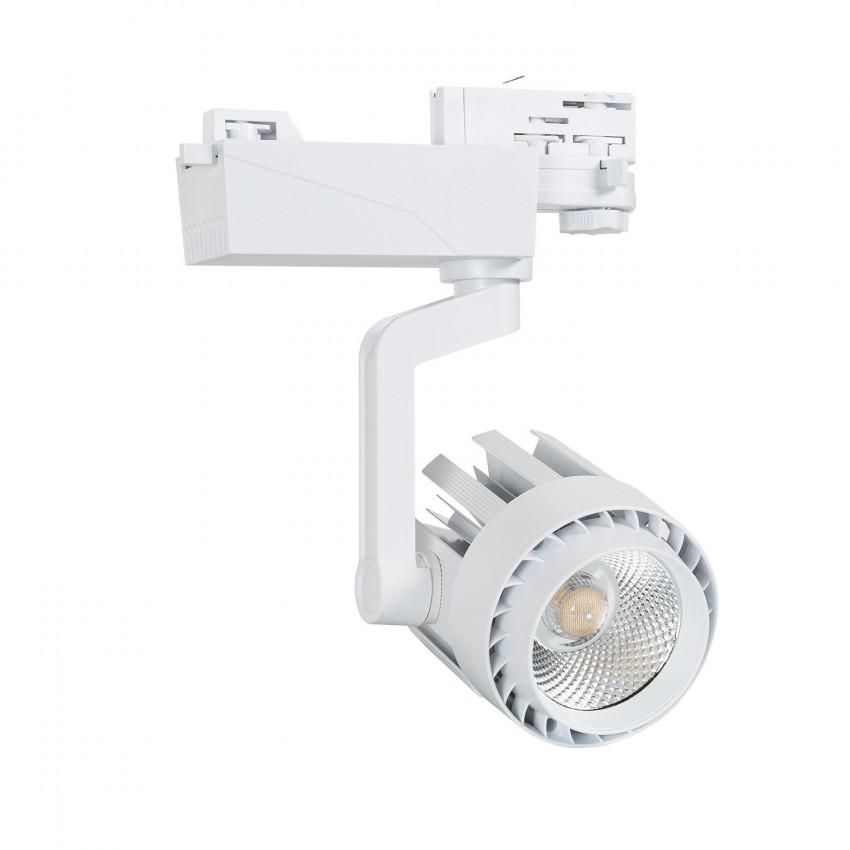 Foco LED Dora 30W Blanco para Carril Trifásico