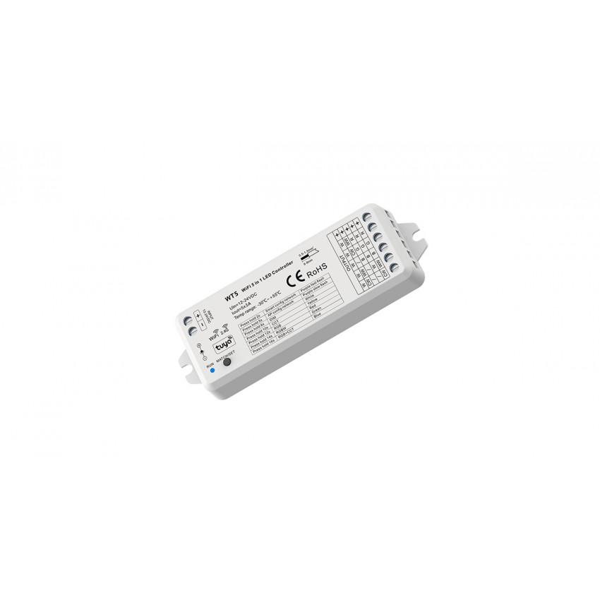 Controlador Smart WiFi 5 Canales para Tira LED RGBW