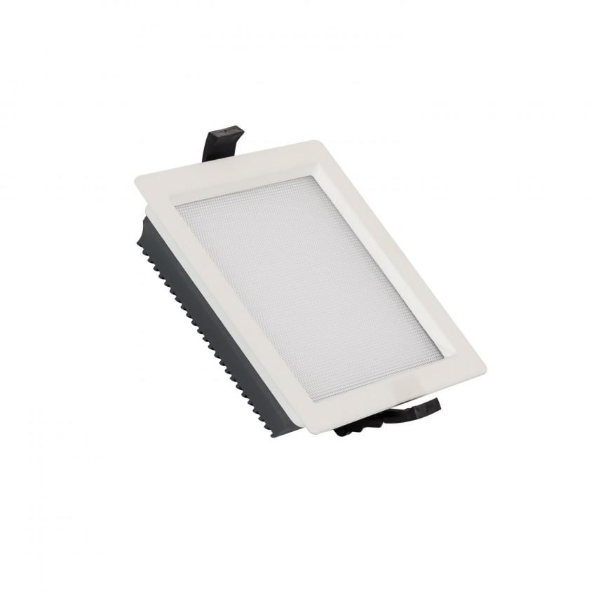 Downlight LED 15W SAMSUNG New Aero Slim Quadrado 130 lm/W (UGR17) LIFUD Corte 135x135 mm