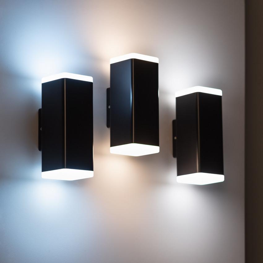 Aplique LED New Miseno 12W Iluminação Dupla