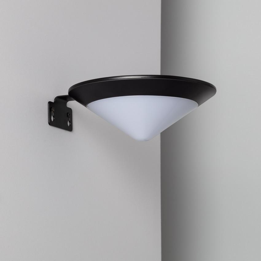 Aplique LED Solar Tucson com Detector Movimento Radar IP65