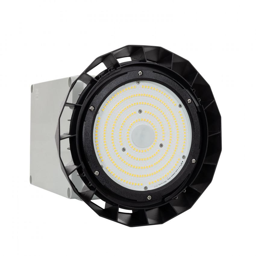 Campana LED UFO HBS SAMSUNG 100W 175lm/W LIFUD Regulable No Flicker + Kit de Emergencia